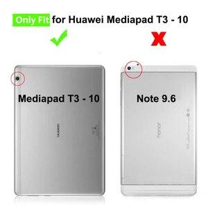 Image 2 - Чехол для планшета Huawei MediaPad T3 10 / T3 9,6, противоударный ручной чехол EVA с полным покрытием корпуса для детей и планшетов на весь корпус, для Huawei MediaPad T3 10 / T3 9,6 дюйма, для детей и планшетов на все случаи жизни, для детей в возрасте от 1 года до 6 лет, на 1 года, на 3 лет, на 1 года, на 1 год, 10 лет, 10 лет, чехол 6 лет, чехол,