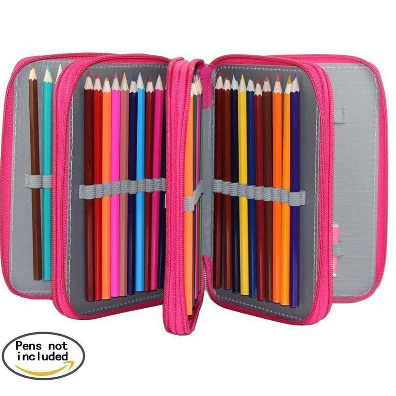 4th Floor Pencil Case Kawaii Pencil Case Colorful Kalem Kutusu Estuche Escolar School Supplies Etui Trousse Scolaire Stylo