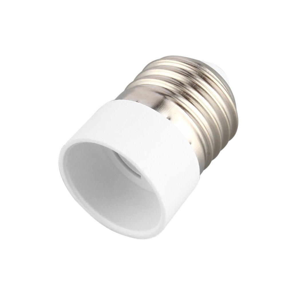 Super Cheap LED Adapter E14 To E27 Lamp Holder Converter Socket Light Bulb Lamp Holder Adapter Plug Extender Led Light Use