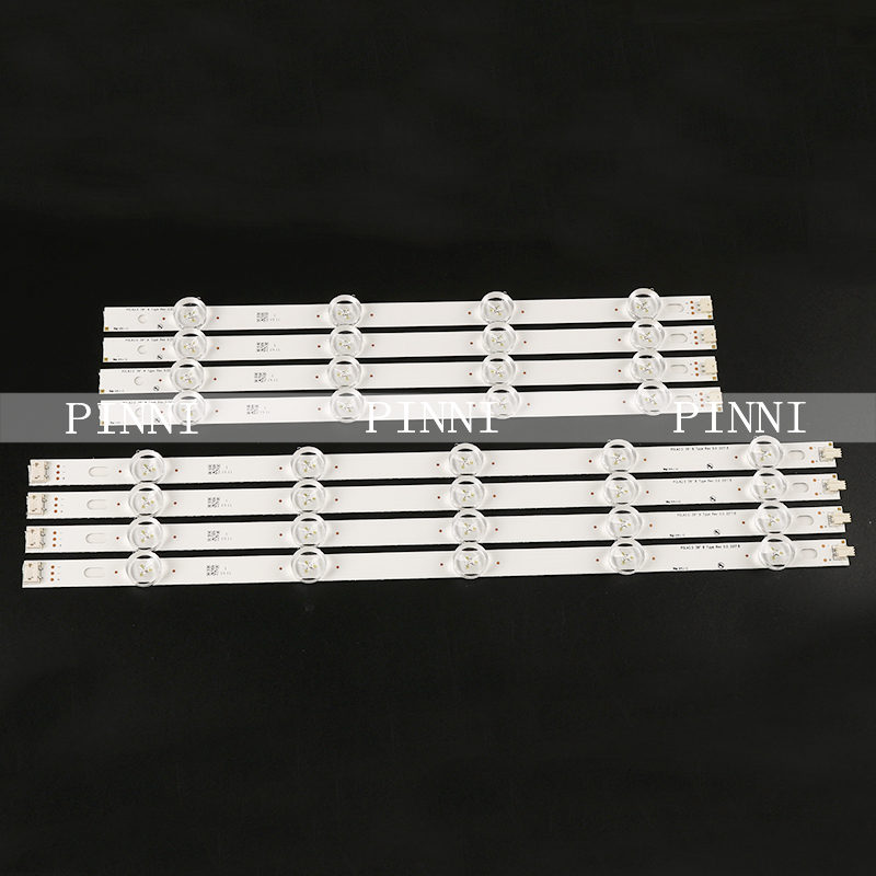 "Lamps LED Backlight Strip For LG 39LN5757 39LN5758 39LN575R 39LN575S -ZE Television Light Bars Kit LED Band POLA2.0 39"" A B Type"