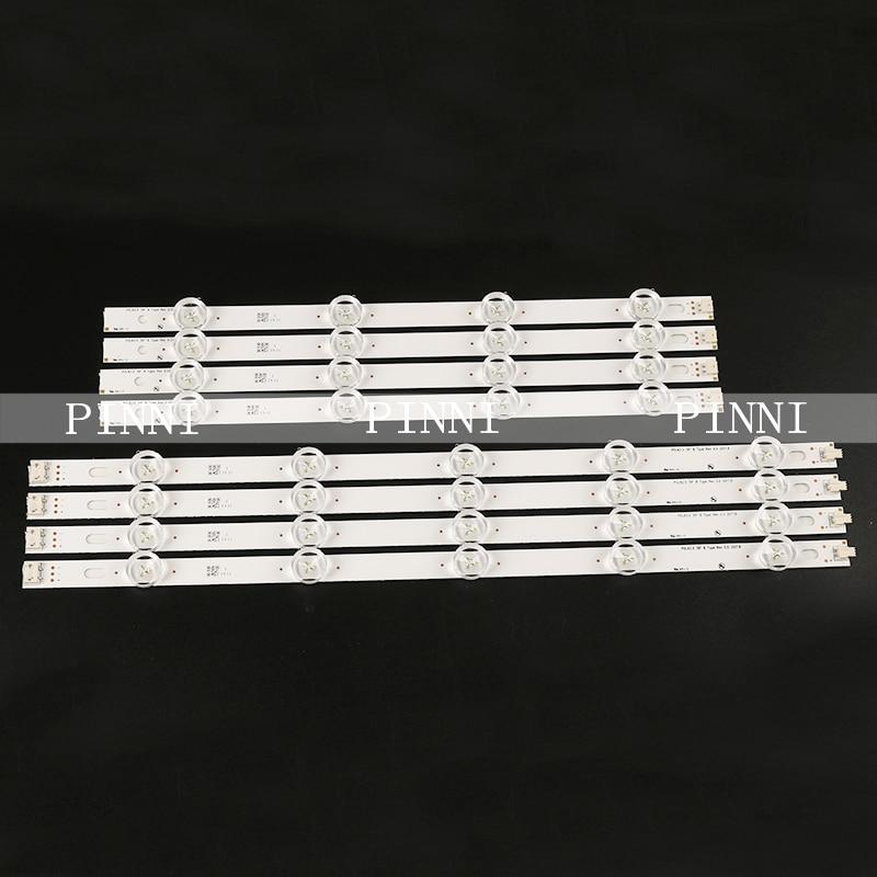 Lamps LED Backlight Strip For LG 39LN5757 39LN5758 39LN575R 39LN575S -ZE Television Light Bars Kit LED Band POLA2.0 39