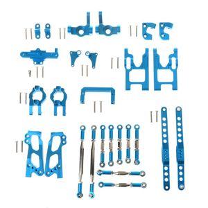 Image 1 - Tam yükseltme Metal kiti FY03 WLtoys 12428 12423 1/12 RC Buggy araba yedek parçaları