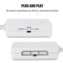 Игровой контроллер ruitroliker адаптер кабель для ps2 wii порт