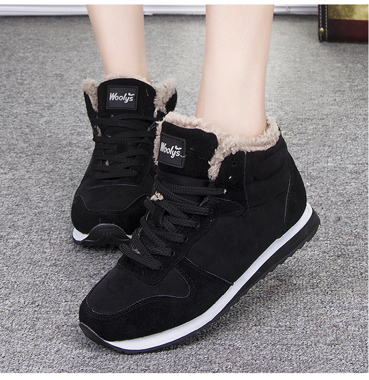 Women's Winter Casual Vulcanize Shoes 16