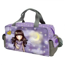 Gorjuss sparkle & bloom catch a falling star 654gj08 sport bag