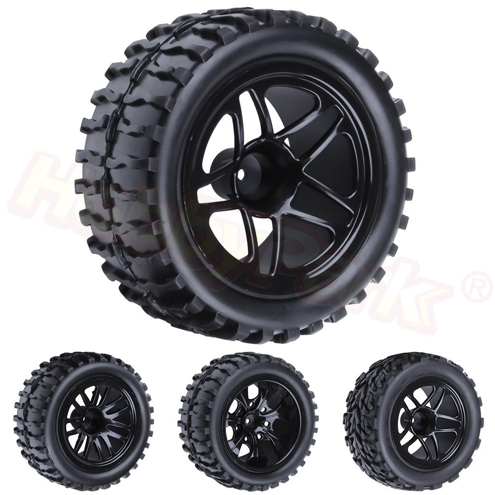 12mm Aluminum Wheel Hex 102042 Red For RC Redcat Racing 1//10 Tornado EPX Buggy
