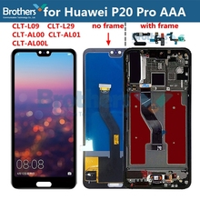 LCD Screen for Huawei P20 Pro LCD Display for Huawei P20Pro CLT-L09 CLT-L29 LCD Assembly Touch Screen Digitizer TFT Screen AAA стоимость