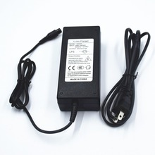 Electric Balance Bike 42V2A Lithium Battery Charger Power Adapter Unicycle Used In LED Digital Optoelectronic Products