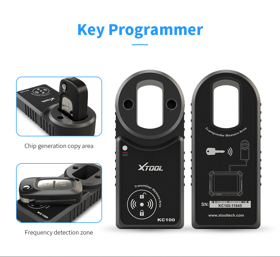 cheapest XTOOL X100 PAD2 Pro Car OBD2 Key Programmer OBD2 Immobilizer With Automotivo Diagnostic Auto Scanner With KC100 Update Online