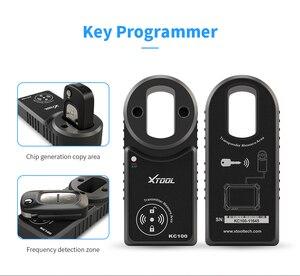 Image 3 - Xtool X100 PAD2プロ車OBD2キープログラマOBD2 automotivoとイモビライザー診断自動スキャナーKC100更新オンライン