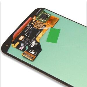 Image 5 - オリジナルスーパー amoled 5.1 サムスンギャラクシー S5 lcd タッチスクリーン S5 i9600 G900 G900F G900M G900H SM G900F