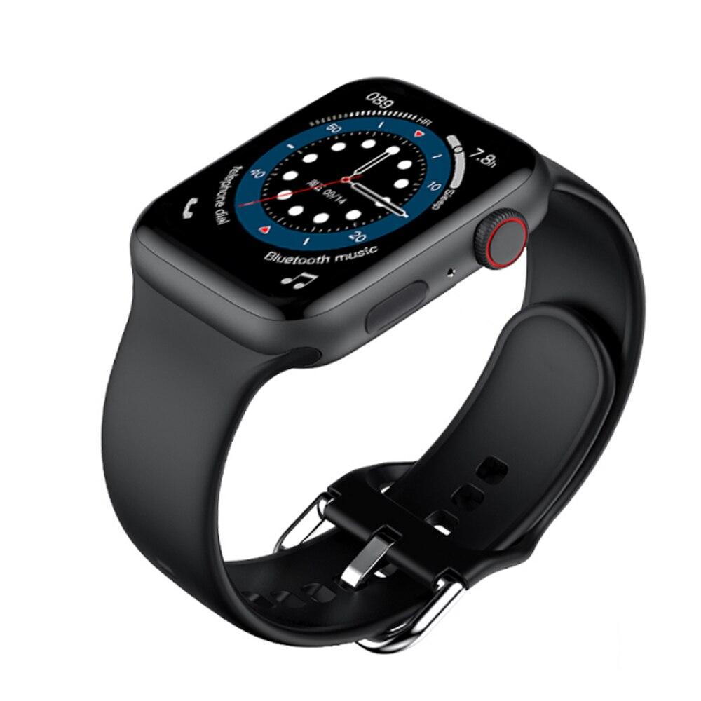 Hd9a30134f906437bb2ba605e29b9dd3eD IWO 13 Pro T800 Smartwatch 2021 1.72 Inch Bluetooth Call DIY Dail Fitness Bracelet Smart Watch Men Women PK IWO W46 W56 Series 6