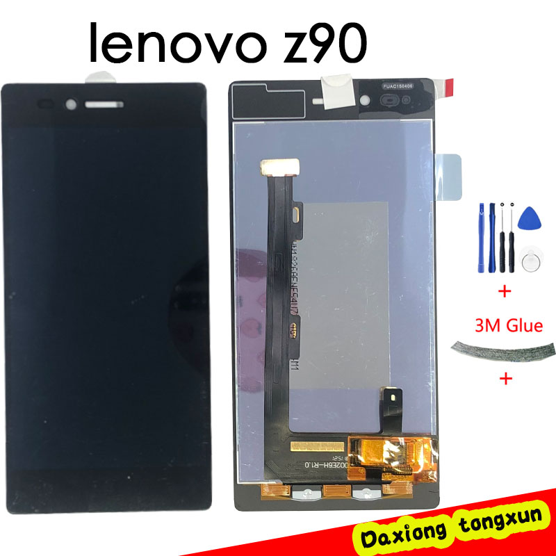 Original LCD For Lenovo Vibe Shot Max Z90 Display Touch Screen For Lenovo Z90 Display Z90A40 Z90-7 LCD Z90 Display Replacement