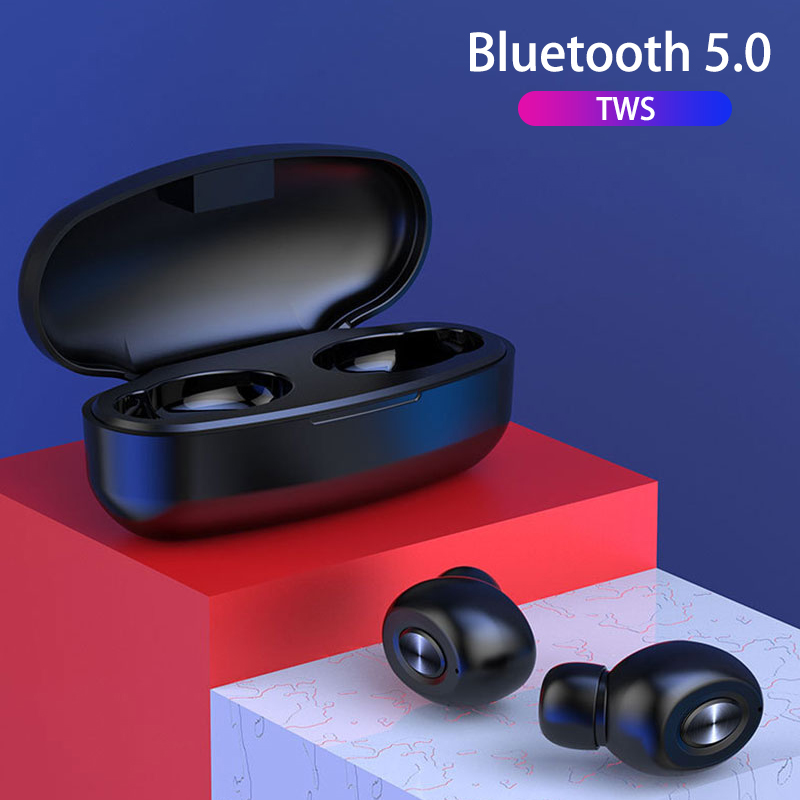 X18 TWS Wireless Earphone Bluetooth V5.0 Wireless Bluetooth Headphone Sports Earbuds Headset With Microphone For IPhone Xiaomi
