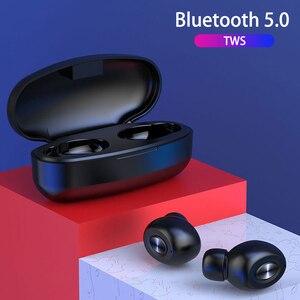 X18 TWS Wireless Earphone Blue