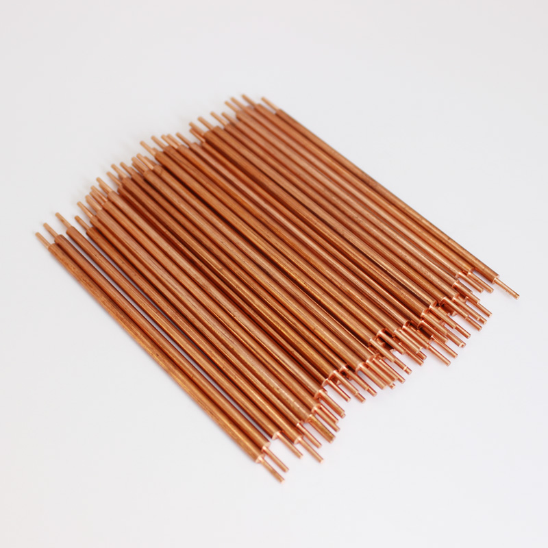 Wholesale 1000pcs 3x100mm Point 1 4mm Welding Pin Soldering Needle Spot Welder Machine Alumina Copper