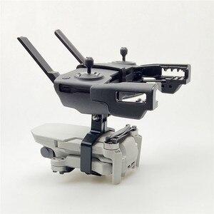Image 4 - ポータブルハンドヘルドジンドローン三脚ホルダーブラケット dji Mavic ミニ 3D プリントカメラスペアパーツ