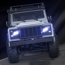 Plastic + Metal Steering Gear MN99-S 2.4G 1/12 4WD RTR Crawler RC Car