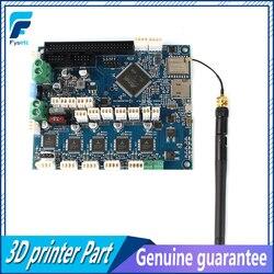 Najnowszy sklonowany Duet 2 Wifi V1.04 DuetWifi zaawansowana 32-bitowa płyta główna ulepszenia płyta kontrolera do drukarki 3D CNC BLV MGN Cube
