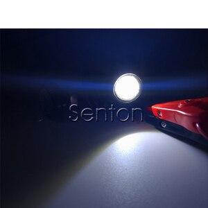 18 мм орлиный глаз светильник 12 В DIY DRL для Seat Leon Ibiza Alte 3 2 Opel Astra H J G k Insignia Mokka Corsa D Vectra C Zafira Meriva b