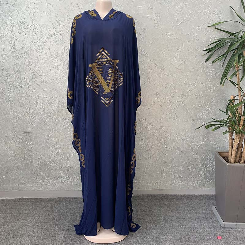 Turkey Muslim Abaya Dress Women Hooded Modest Islamic Moroccan Kaftan Africa Chiffon Pakistani Vestidos Abayas Evening Dresses