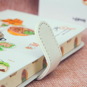 Image 5 - MIRUI חדש creative מזון זכור מזון כריכה קשה מחברת איור בתוך דף יד ספר יומן תלמיד בית ספר ציוד משרדי