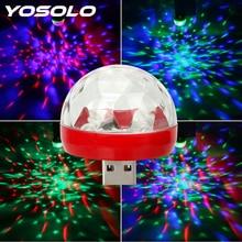 Decorative-Lamp Stage-Effect-Lights Disco DJ Auto-Interior-Lights Car-Styling Car Led