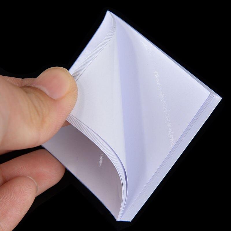 2x2 ''50 листов утолщенная белая цементирующая бумага Стоматологическая смешивающая прокладка стоматологический лабораторный протез лабораторный цементный порошок смешивающая бумага