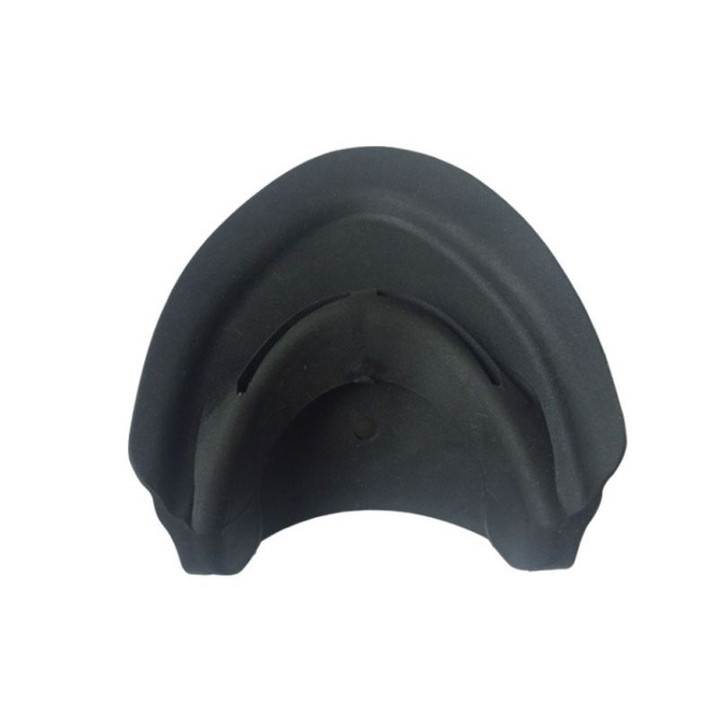 Bicycle Mudguard Protection Fish Tail Cap Plastic Cover Bike Mug Guard Parts Accessories