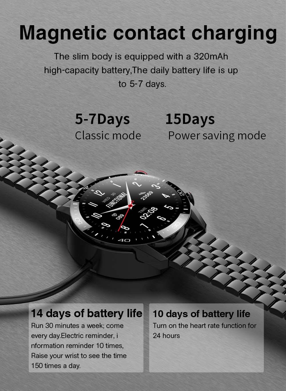Hd9a5916facb64dccaad1d4fd65443221d TK2-8 Smart Watch For Men Bluetooth Call IP68 Waterproof Blood Pressure Heart Rate Monitor New SmartWatch Sports Fitness Tracker