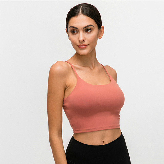 Quick Dry Padded Fitness Bras
