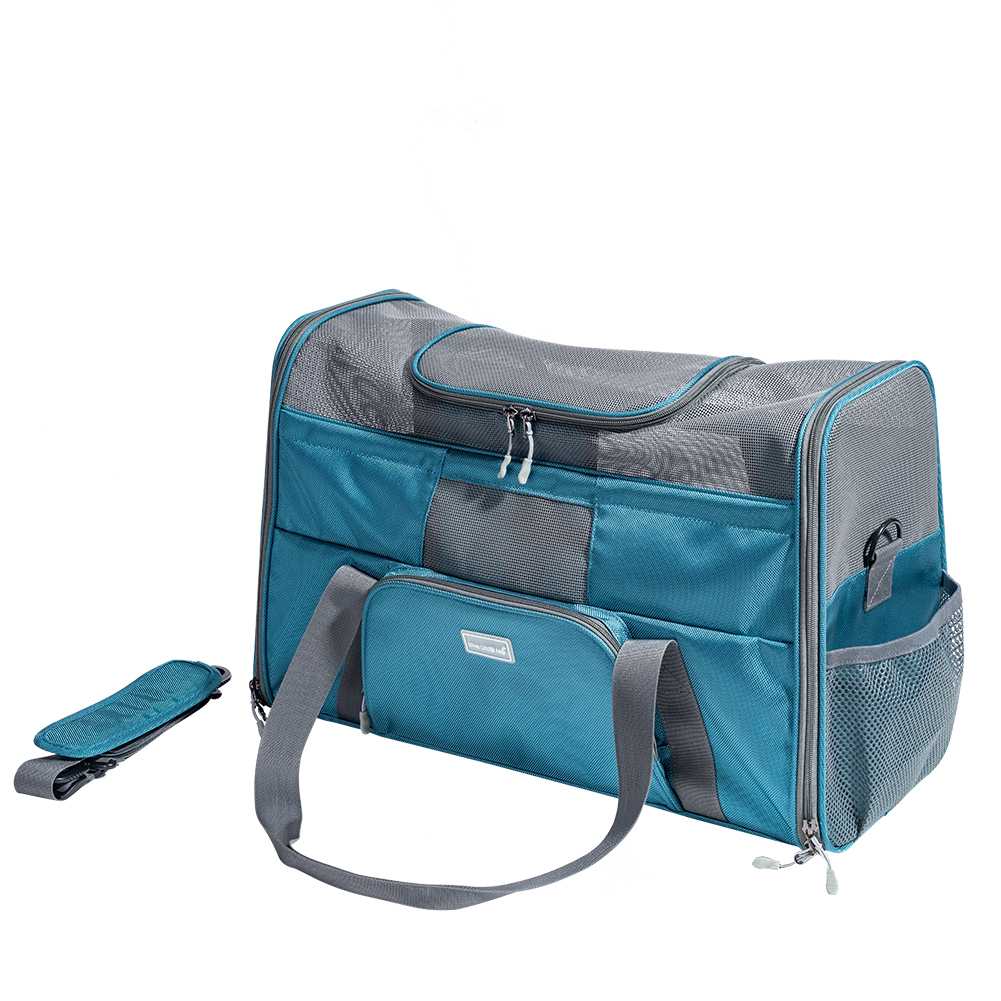 Love Little Me Dog Carrier Foldable Travel Bag Puppy Carrying Cage Pet Carrier Dog Car Seat Basket Carrier For Dog