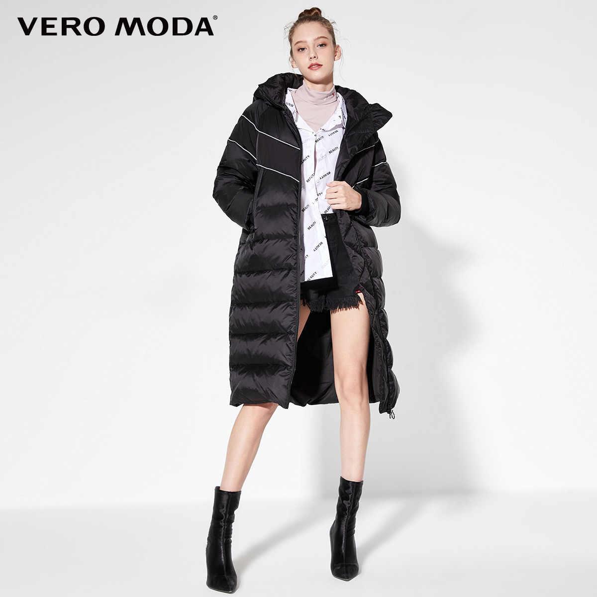 Vero Moda New Arrivals 3M Reflecterende Stof Contrast Down Parka Jas   319412511