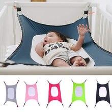 Безопасная для младенцев кровать дышащий и прочный материал