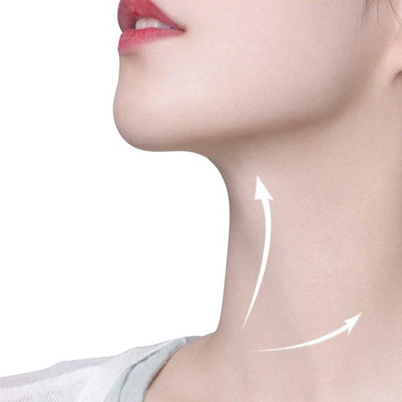 Removedor de silicone para peito e rugas, adesivo anti-envelhecimento para remoção de rugas no pescoço, almofada de anti-rugas