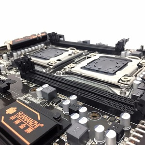 Image 4 - huananzhi HUANANZHI X79 dual CPU LGA2011 LGA 2011 motherboard with dual processor DDR3Suitable for server CPU and server memory