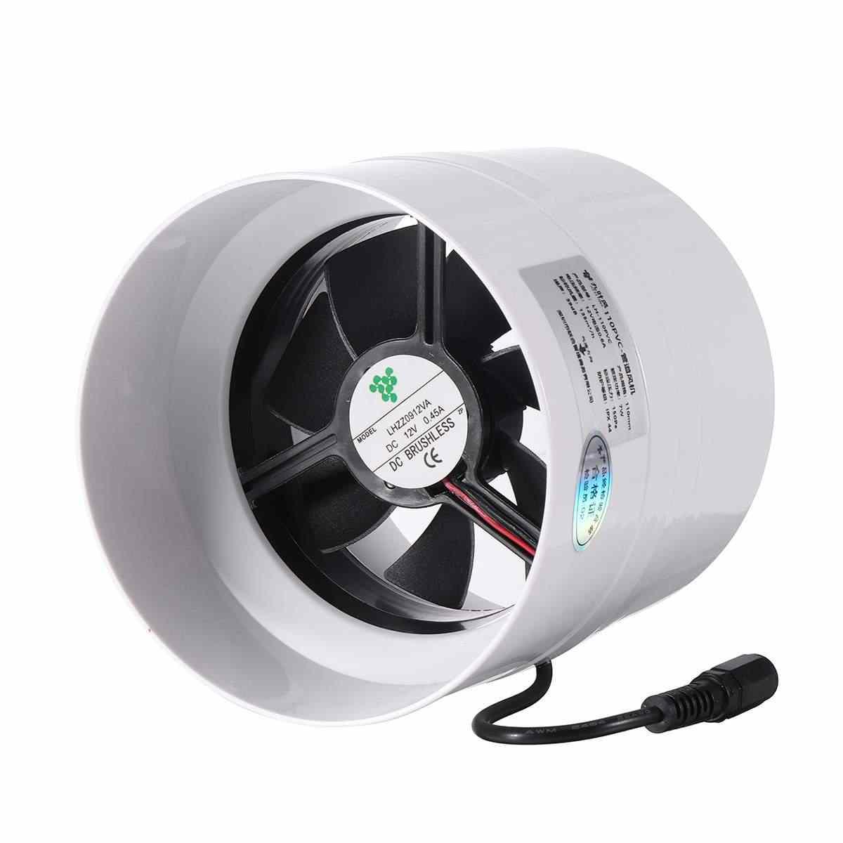 Pijp Ventilator Badkamer Krachtige Ventilator Badkamer Stille Uitlaat Ventilator Hf 75s Afzuigventilatoren Aliexpress