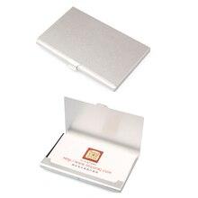 Maison Fabre bag business card holder wallet man women metal wallets