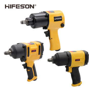 HIFESON Air Pneumatic Wrench Tool Spanner Power Tools  Tire Remoual Torque Impact Sleeves Spanners Air Tools hifeson air pneumatic wrench tool spanner power tools tire remoual torque impact sleeves spanners air tools