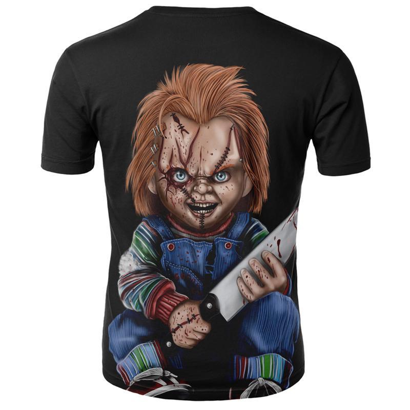 Details about  /Chucky 3D All Over Print Fashion Women Men Casual T-Shirt Joggers Pants And Suit