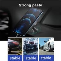 Geeignet für iPhone 12 magnetische ladegerät air outlet halterung auto auto halterung drahtlose lade halterung auto zentrale steuerung halterung
