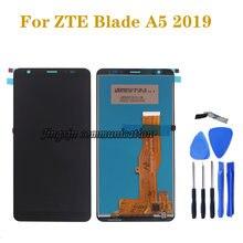 Оригинальный Для zte blade a5 2019 ЖК дисплей кодирующий преобразователь