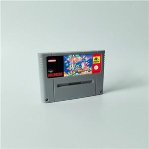 Image 1 - スーパーボンバーマン1 2 3 4 5アクションゲームカードユーロバージョン