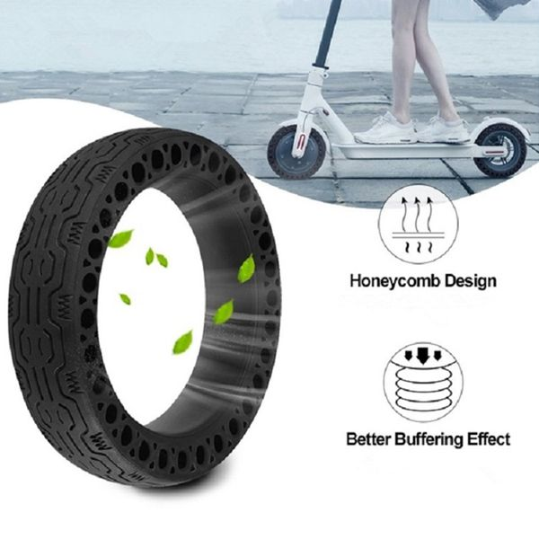 Durable Scooter Tyre Anti-Explosion Tire Tubeless Solid Tyre For Xiaomi Mijia M365/Ninebot Electric Scooter
