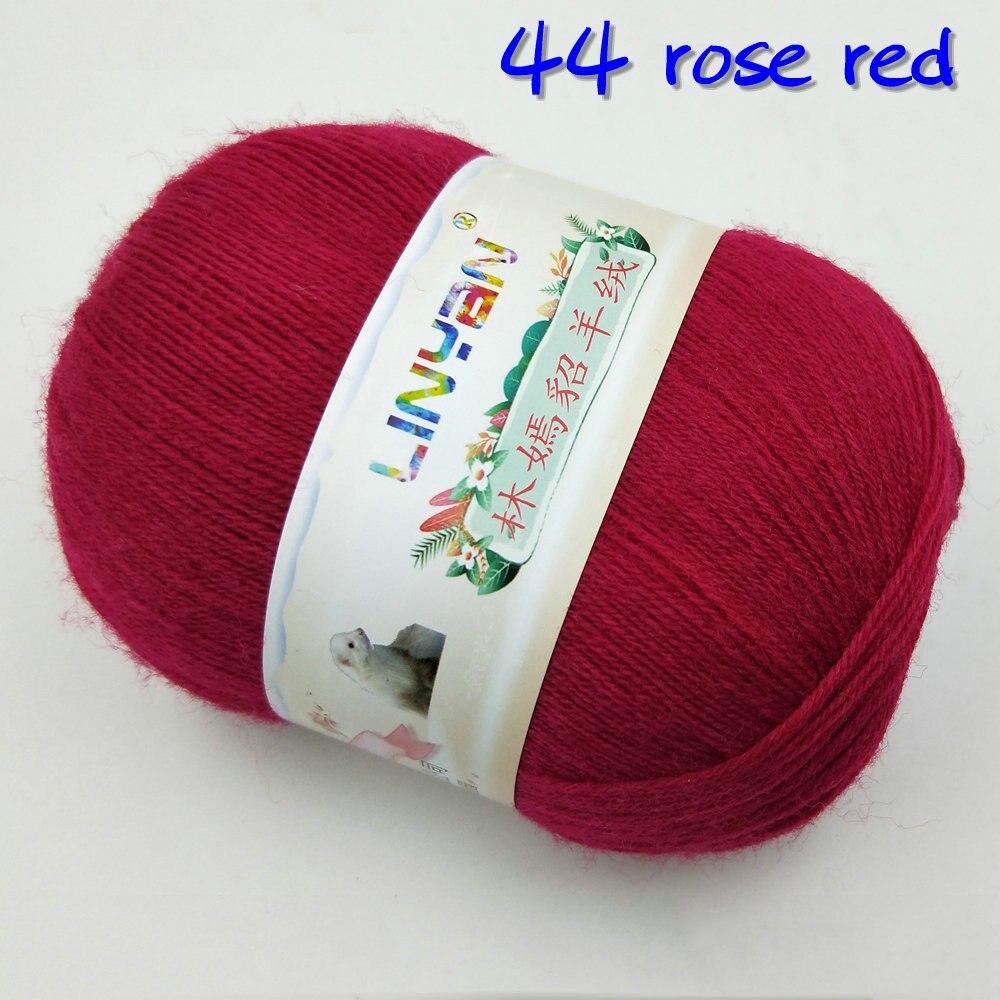 44 rose red