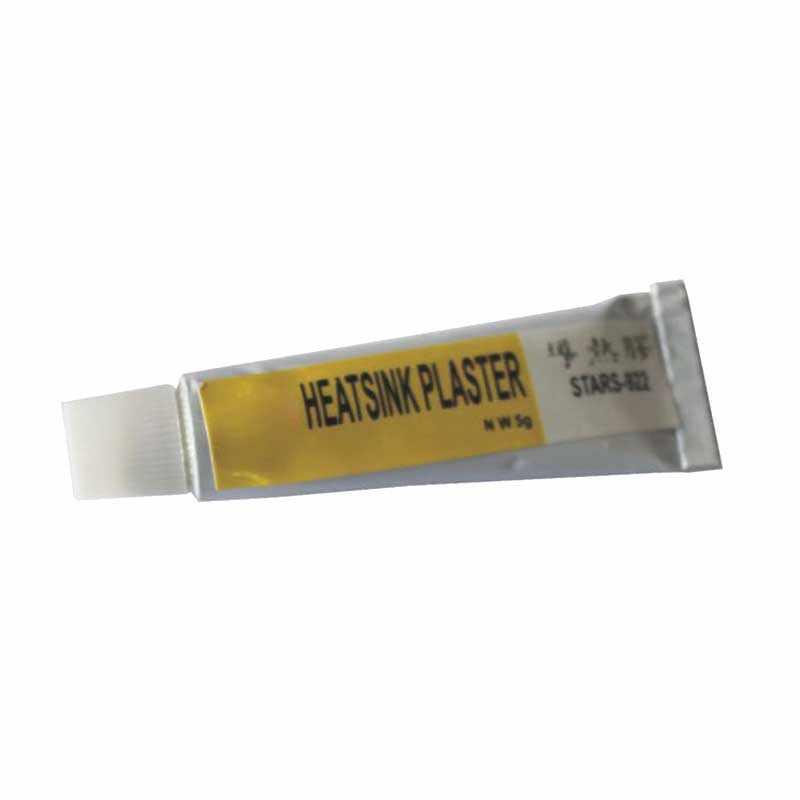 導電性ヒートシンク石膏熱シリコーン接着剤冷却ペーストコンピュータヒートシンク VDX99