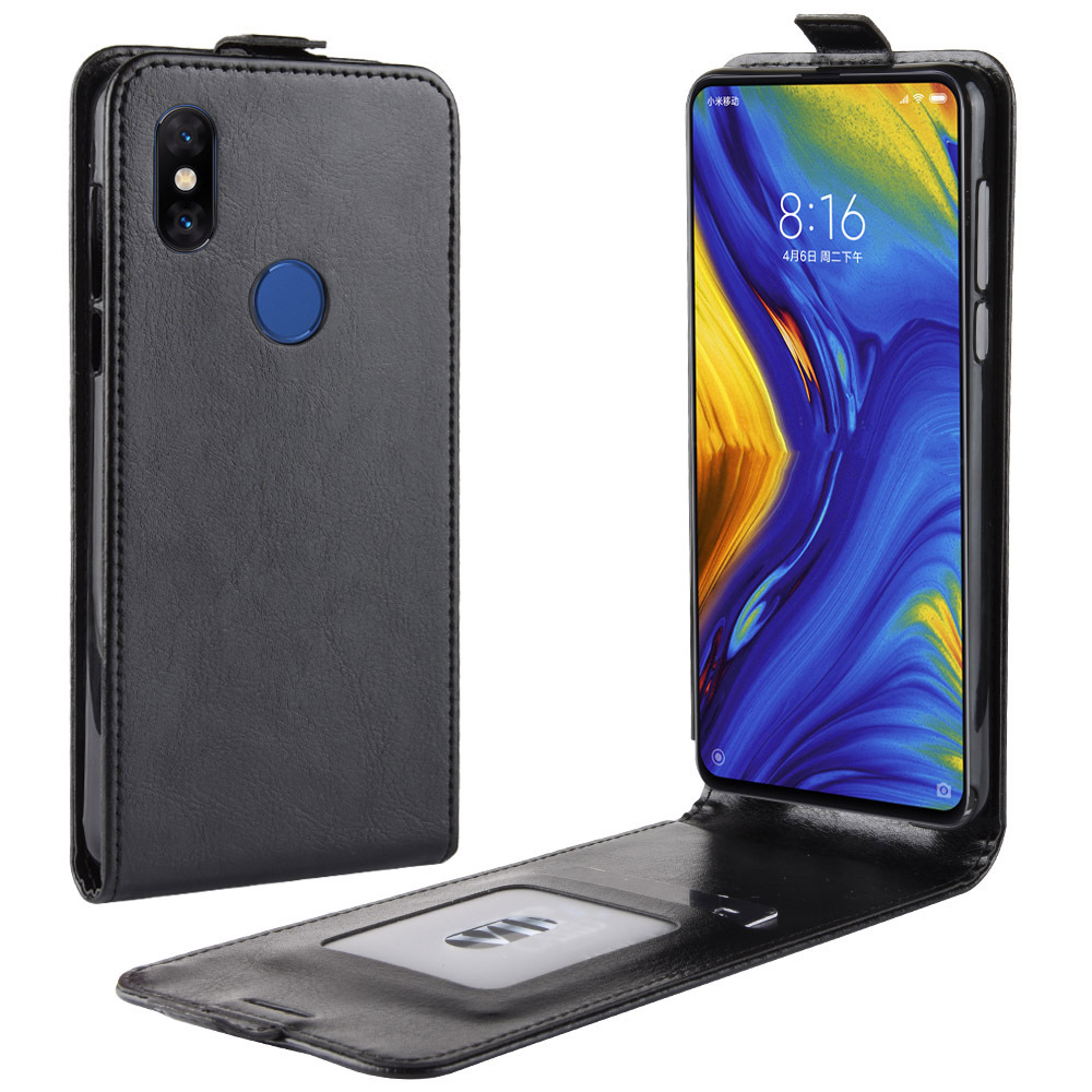 Vertical <font><b>Flip</b></font> <font><b>Case</b></font> For <font><b>Xiaomi</b></font> <font><b>Mi</b></font> cc9 cc9e <font><b>9</b></font> Explorer <font><b>9</b></font> se 8 lite 6x 5X mix3 Mix 2S Note 3 Play pocophone F1 Leather Wallet Cover image