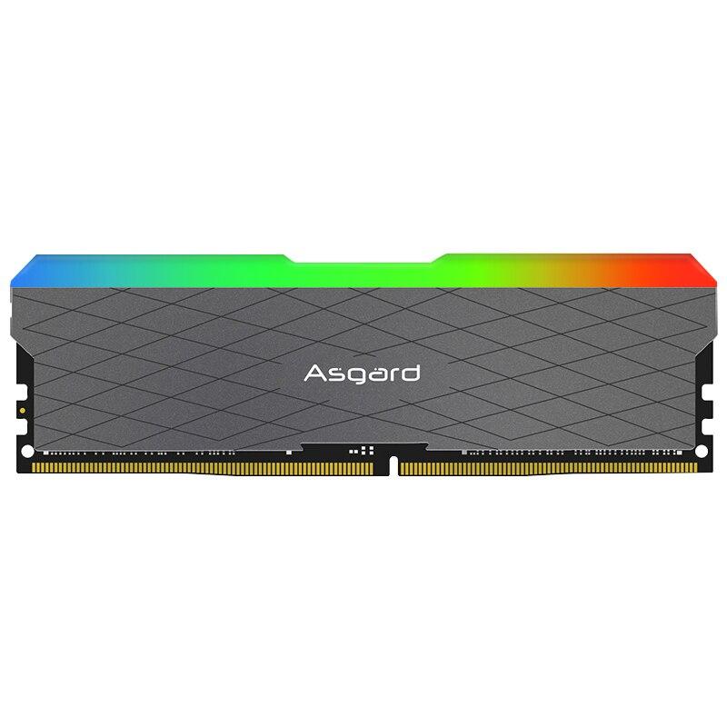 Asgard Single Channel Loki Seires W2 RGB 16GB 3000MHz 3200MHz DDR4  DIMM  XMP Memoria Ram Ddr4 Desktop Memory Rams