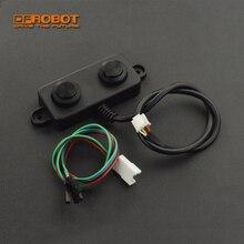 DFRobot גבוהה דיוק חזק התנגדות A02YYUW עמיד למים קולי חיישן 3 ~ 450cm עבור arduino פטל Pi מכשול הימנעות