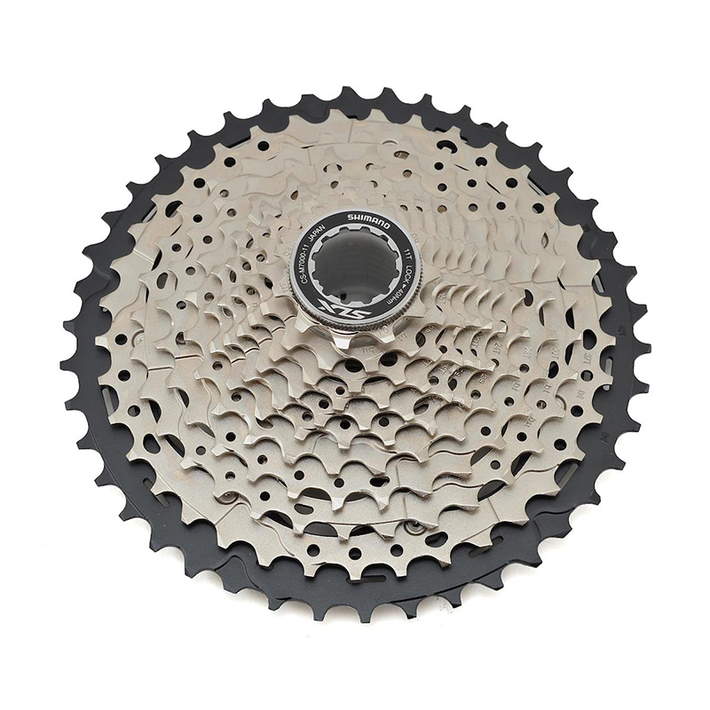 SHIMANO SLX CS M7000 <font><b>11</b></font> Speed <font><b>11</b></font>-<font><b>42T</b></font> <font><b>11</b></font>-46T MTB Bicycle Cassette Freewheel image